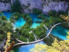 Plitvice Lakes sightseeing
